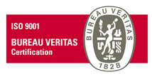 ISO 9001 BUREAU VERITAS Certifcation
